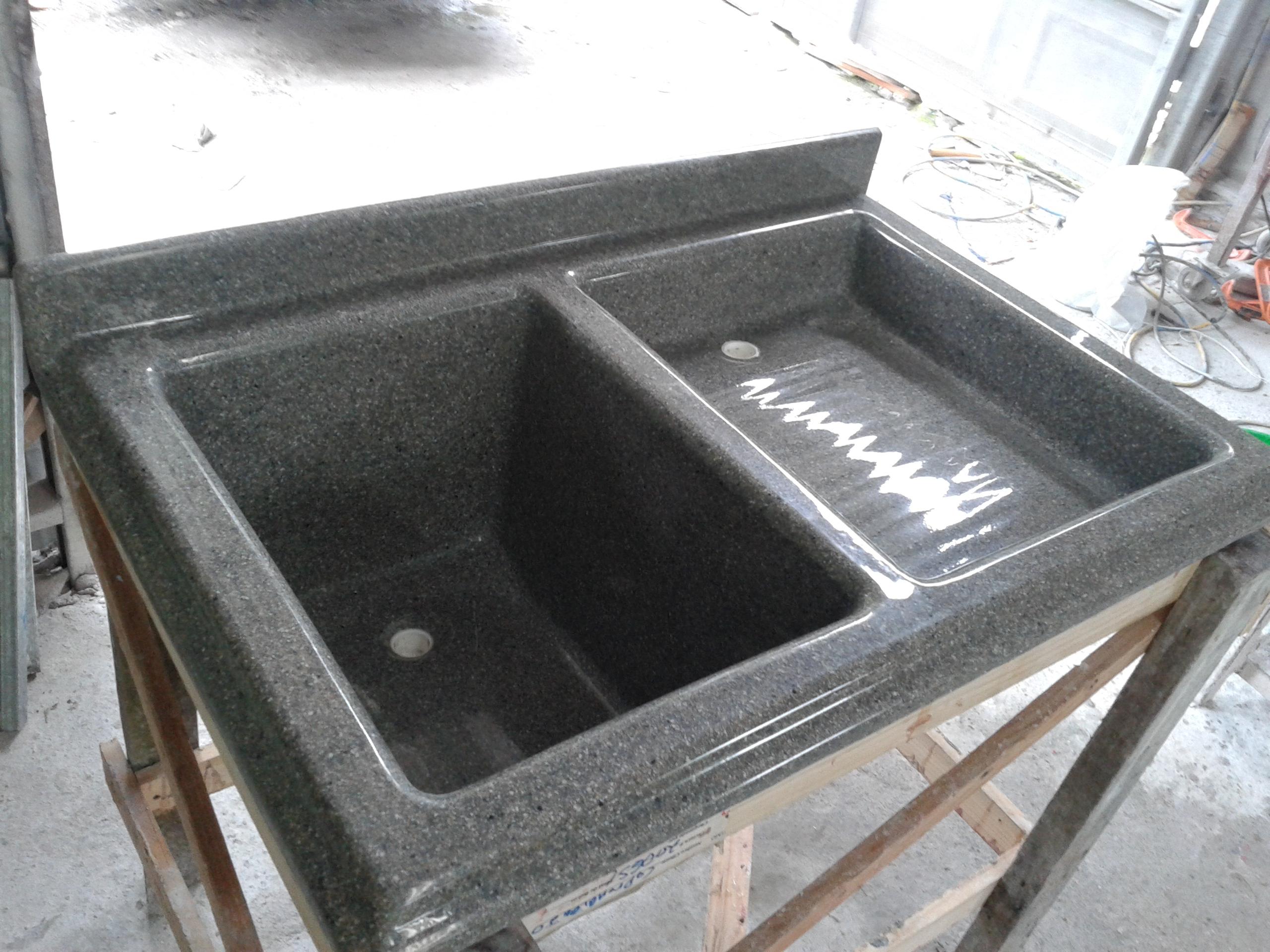 Pilas en granito sintetico marmol tico - Pilas lavadero pequenas ...